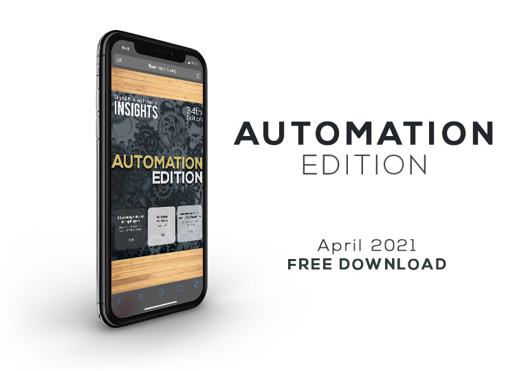 DPI Insights Automation edition April 2021