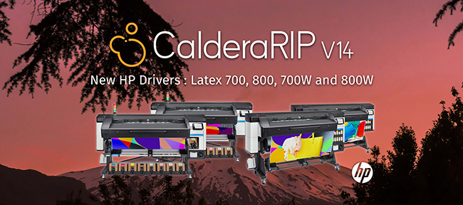 HP driver software Caldera