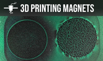 3D Printing Magnets