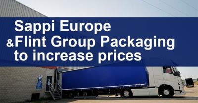 Sappi Europe and Flint Group Packaging to increase prices