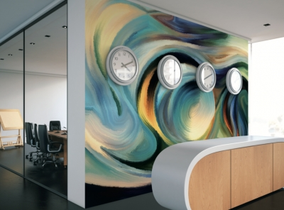 Aurora Re-Invents Fabric Wall Coverings with the Launch of Scenic Expressions