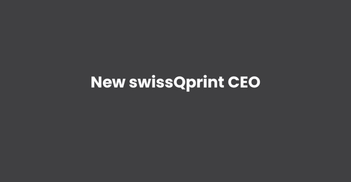 New swissQprint CEO