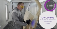 UV Curing is making automotive  market life easier