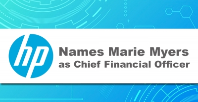 HP Inc. Names Marie Myers as Chief Financial Officer