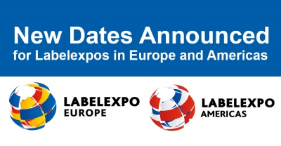 New Dates Announced for Labelexpos in Europe and Americas
