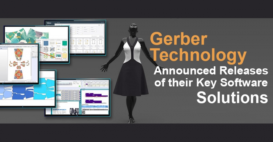 Gerber Technology Announced Releases of their Key Software Solutions