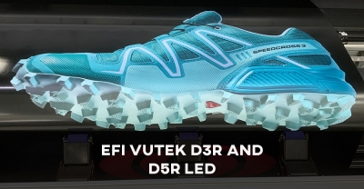 EFI VUTEk D3r and D5r LED