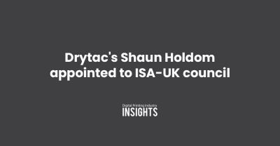 Drytac's Shaun Holdom appointed to ISA-UK council