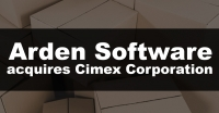 Arden Software completes acquisition of software supplier Cimex