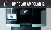 dp Polar AMpolar i2- Industrial series 3D printer with XAAR printhead