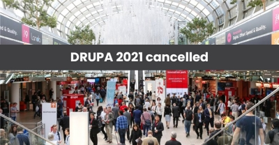 DRUPA 2021 cancelled