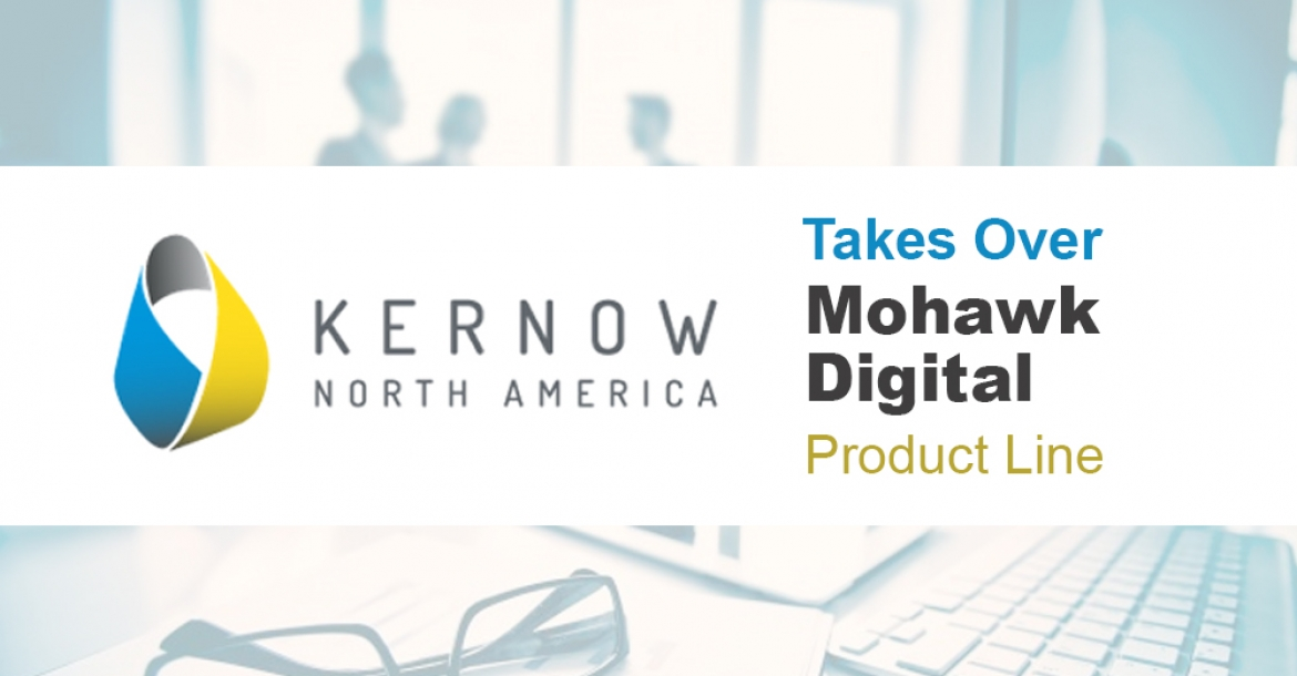 KERNOW NORTH AMERICA Takes Over Mohawk Digital Synthetic Product Line